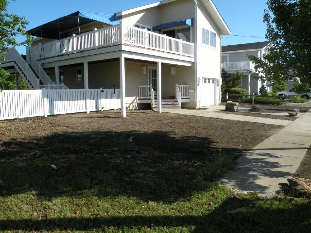 Landscaping renovation 4 for Landscape renovations