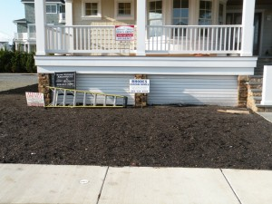 Custom Landscape Installation 3