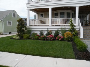 Custom Landscape Installation 4