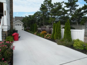 Custom Landscape Installation 5