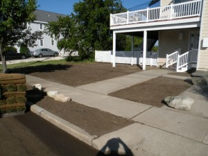 Landscaping Renovation 3